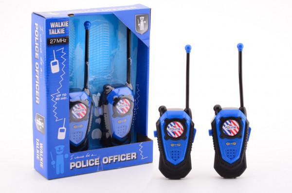 Policejní vysílačky Walkie talkie