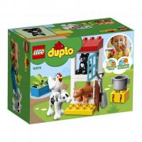 Lego Duplo Zvířátka z farmy