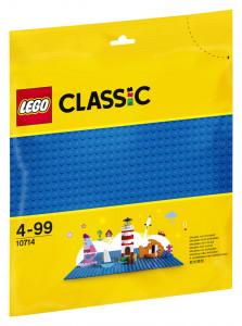 Lego Modrá podložka na stavění