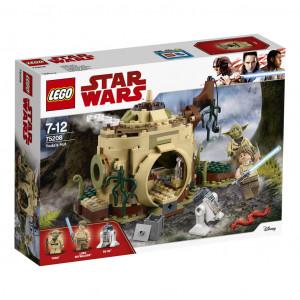 Lego Star Wars Chýše Mistra Yody