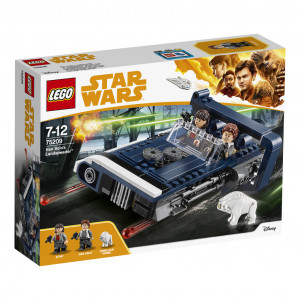 Lego Star Wars Han Solův pozemní speeder