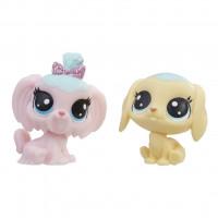 Littlest Pet Shop Frosting Frenzy dvě zvířátka