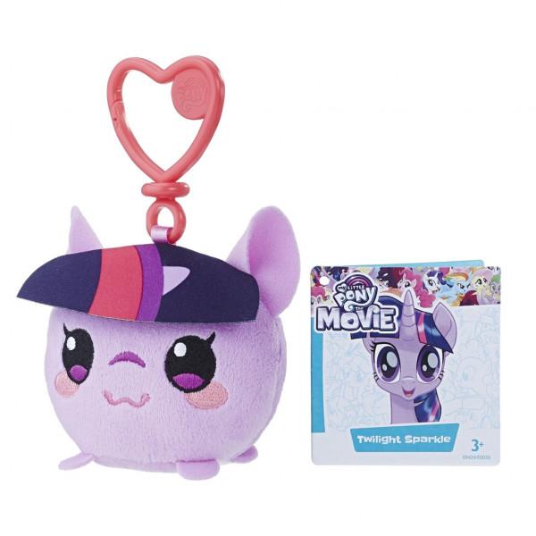 My Little Pony plyšák s klipem