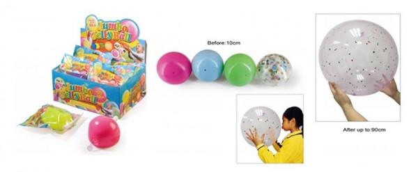 Balón nafukovací svítící ve tmě