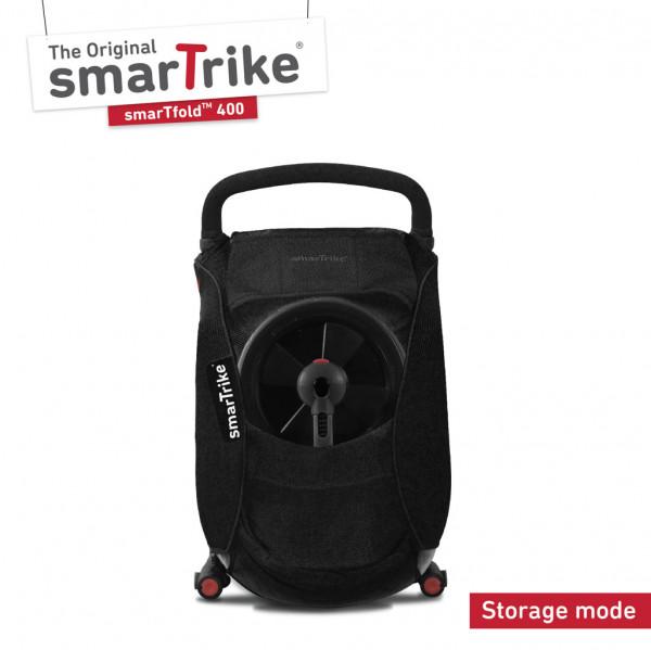 Tříkolka Smart Trike 7 v 1 Smartfold 500 červená