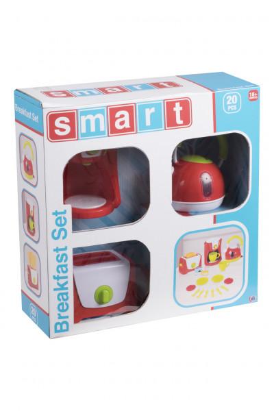 Smart snídaňová sada - konvice, toaster, kávovar a doplňky
