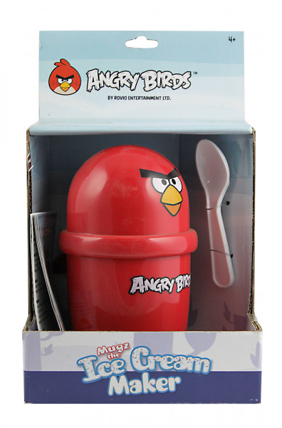 Zmrzlinovač Angry Birds