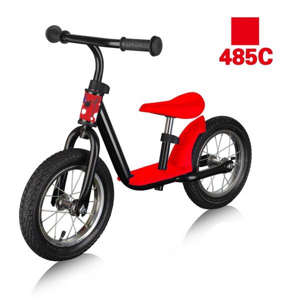 Dětské balanční kolo - modré/červené
