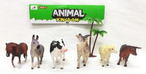 Zvířata farmářská 6 ks