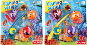 Rybaření 3 ryby baculaté