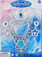 Šperky sada s korunkou