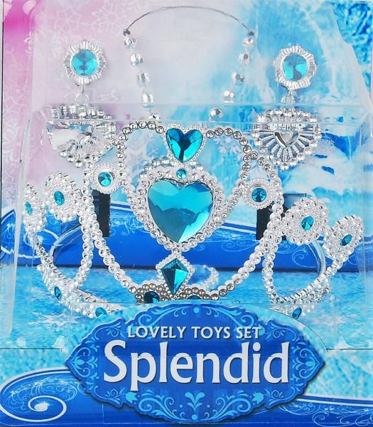 Šperky sada pro princeznu