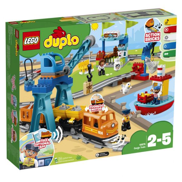 Lego Duplo Nákladní vlak