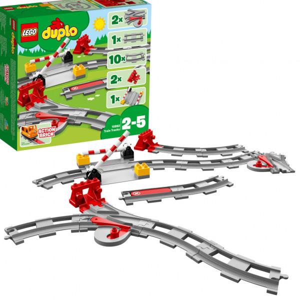 Lego Duplo Koleje