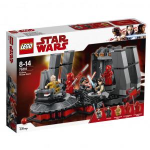 Lego Star Wars Snokeův trůní sál
