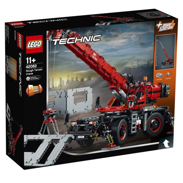 Lego Technic Terénní jeřáb