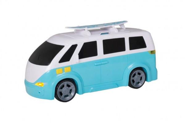 Teamsterz karavan se zvukem a světlem