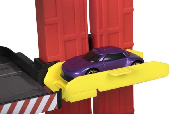 Teamsterz parking garáž s autíčkem