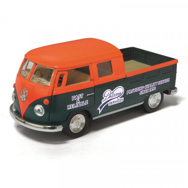 VW Bus Double Cab Pickup 1963