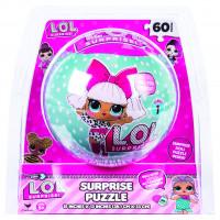 LOL puzzle 60 dílků v kouli