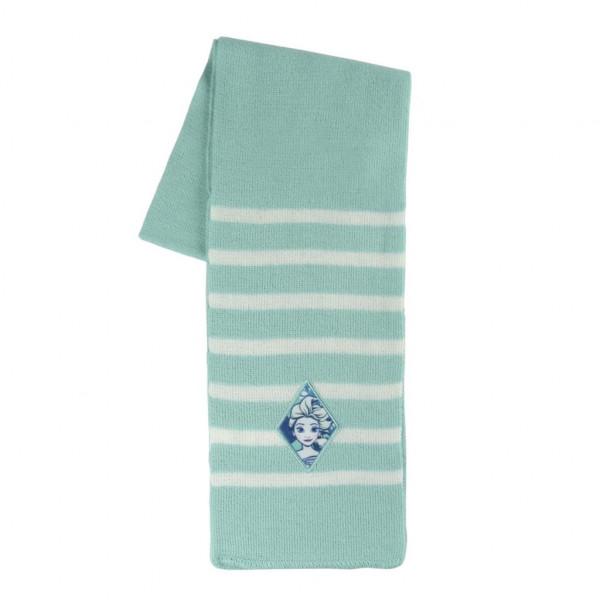 Sada šála, rukavice, čepice - Ledové království modrá