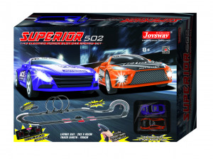 Autodráha Superior 502