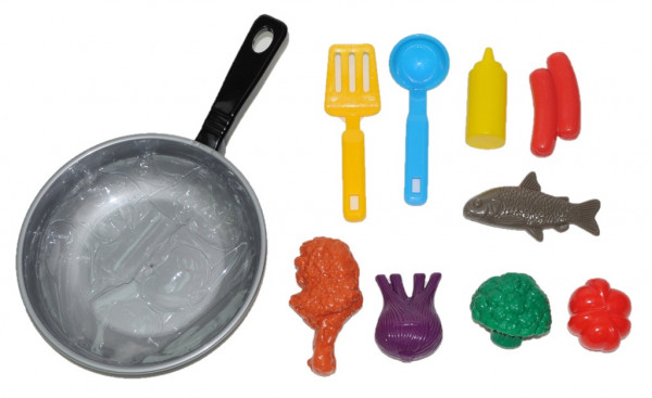 Kuchyňský set 10 ks