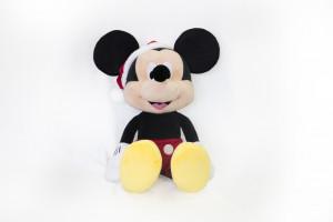 Plyšový Mickey Vánoční 71 cm
