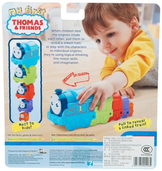 Moje první mašinka Tomáš