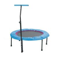 Trampolína SEDCO fitness s madlem kruhová 110 cm