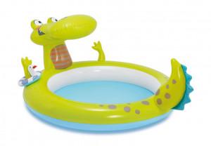 Dětský bazének GATOR Intex 57431 se sprchou 198x160x91 cm