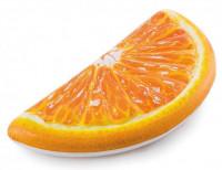 Nafukovací lehátko INTEX Pomeranč 178 x 85 cm