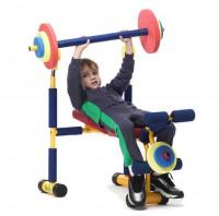 Dětská posilovna/posilovací bench FT08 VT-2400