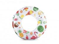 Kruh plavecký INTEX 59230 51cm MOŘSKÝ POTISK