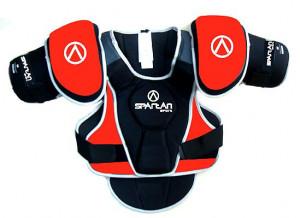 Chránič ramen - vesta - ochranné vybavení SPARTAN Junior