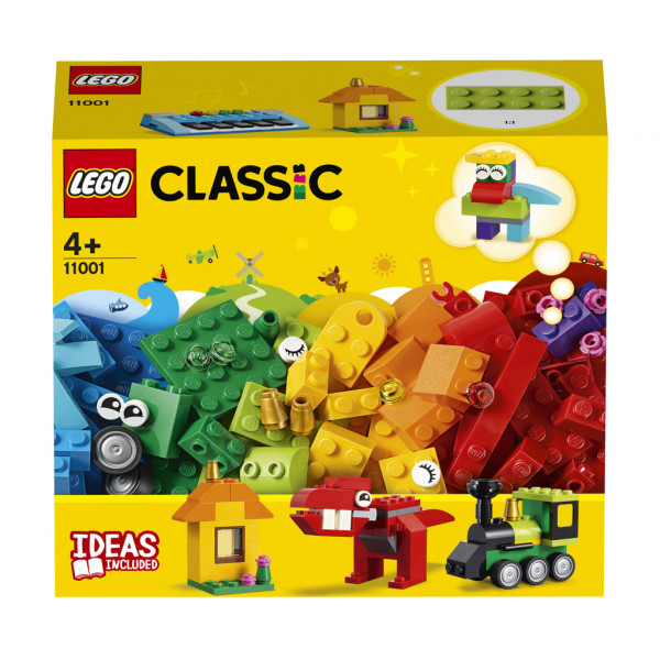 Lego Classic Kostky a nápady