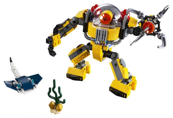 Lego Creator Podvodní robot