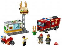 Lego City Záchrana burgrárny