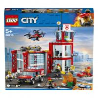 Lego City Hasičská stanice