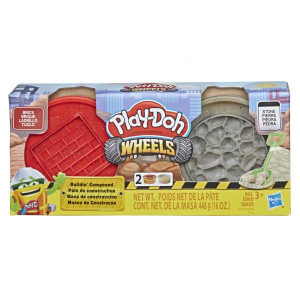 Play Doh Wheels Stavební modelína