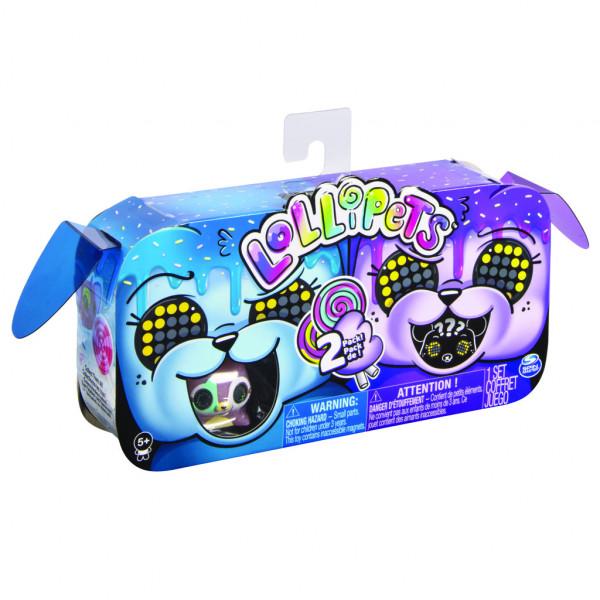 Zoomer interaktivní zvířátka s lízátkem 2 balení