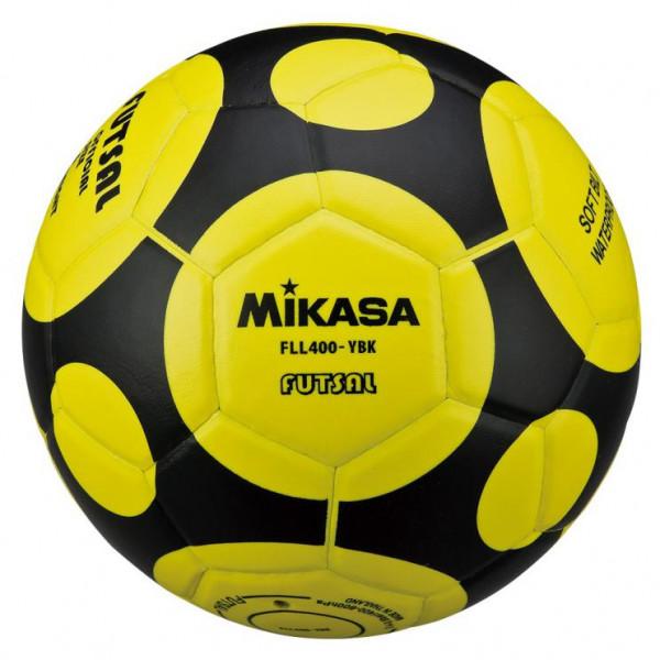 Míč sálová kopaná MIKASA FLL400-YBK