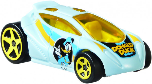 Hot Wheels tematické auto - Disney