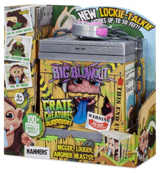 Crate Creatures Surprise, Velký příšerák, vlna 1