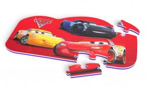 Pěnové puzzle Disney Cars 25ks