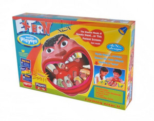 """Rodinná hra """"Šílený zubař"""""""