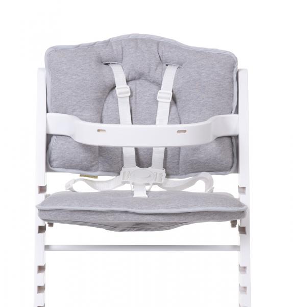 Sedací polštářky do rostoucí židličky Jersey Grey