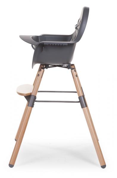 Židlička 2v1 Evolu 2 Natural / Anthracite