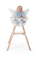 Sedací podložka do dětské židličky Angel Gold Dots