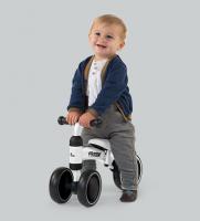 Dětské odrážedlo Baby Bike Vroom White
